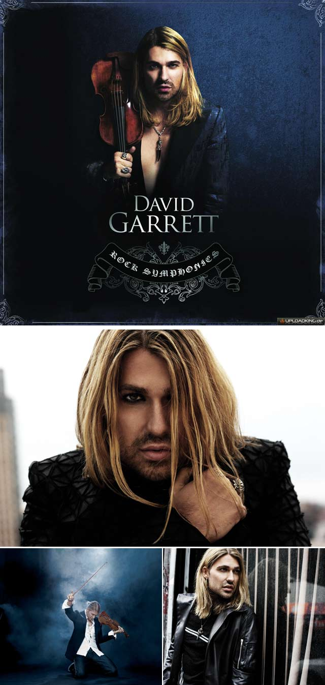 Top Billing chats to David Garrett about this new album